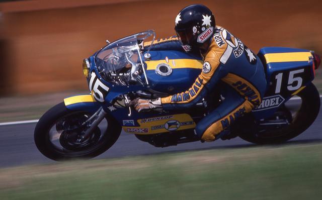 画像: 1981年 MORIWAKI Racing/モリワキモンスターZ1000
