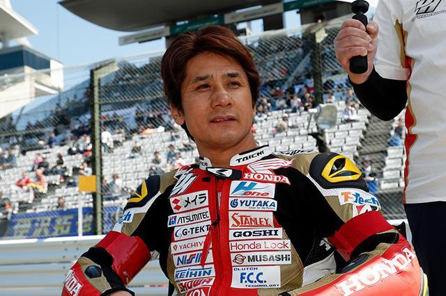 画像: チーム Sup ドリーム ホンダのリーダーとして、チームを引っ張る伊藤。その活躍を期待しましょう! www.suzukacircuit.jp
