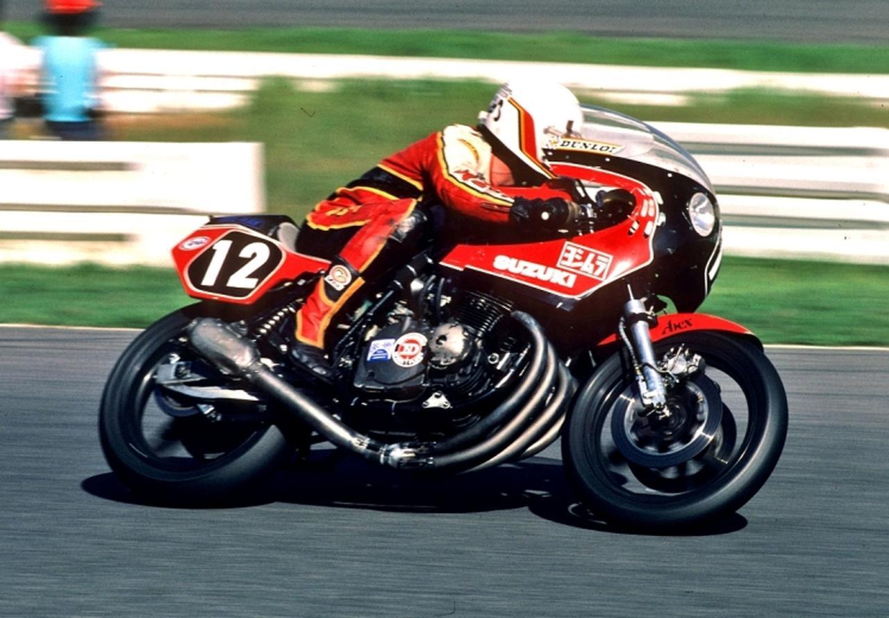 画像: 1980年 ヨシムラR&D GS1000R www.suzukacircuit.jp