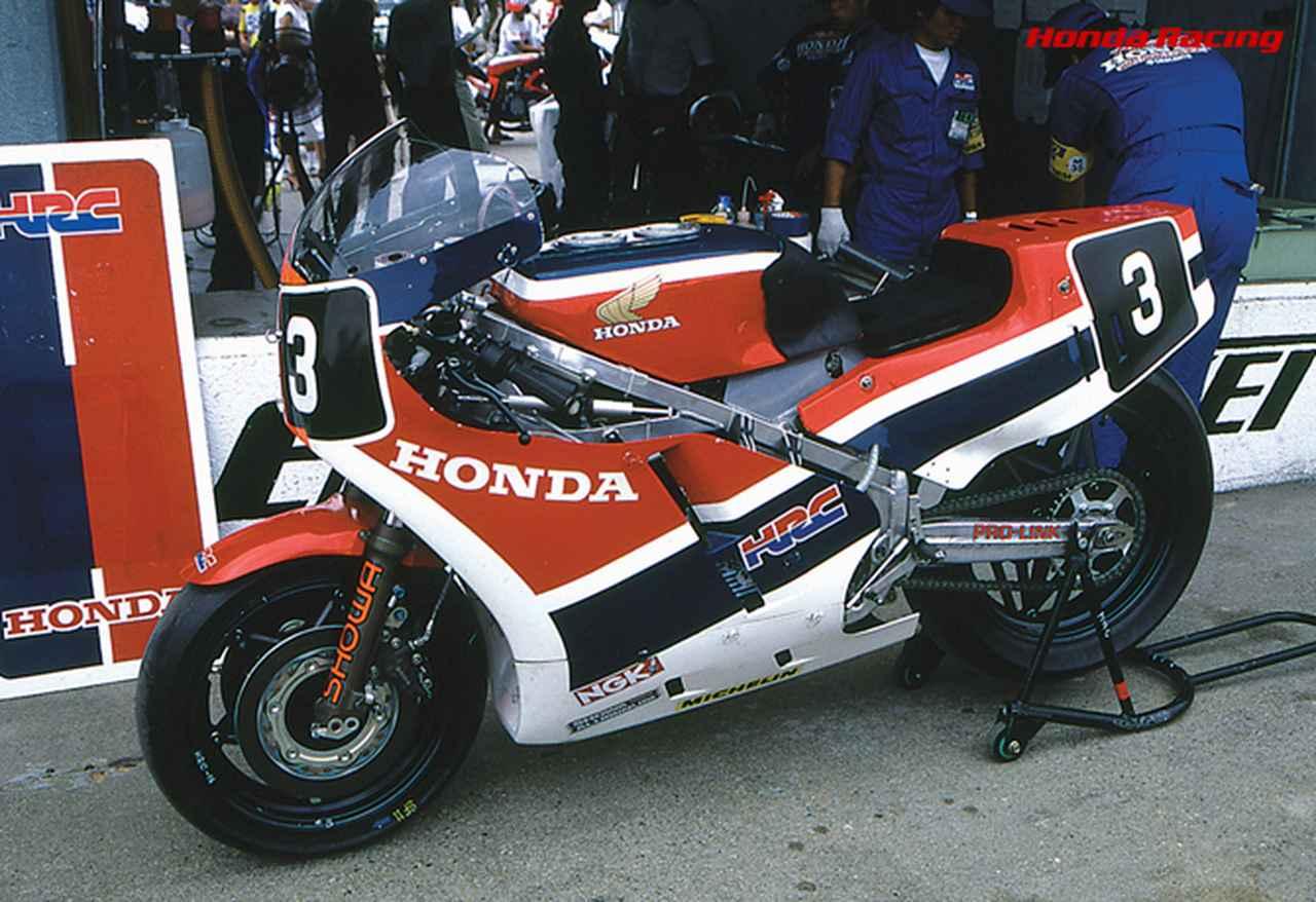 画像: 1984年、マーケルはマイク・ボールドウィンと組んで水冷V4のホンダRS750で参戦。見事鈴鹿8耐制覇を果たしました!
