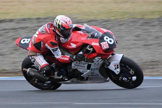 画像: HRCのほか、今回のトライアウトで参戦権を得たのは、参戦2年目となる「Team Sup Dream Honda」でした。昨年は伊藤真一がエース起用でしたが、今年は山口辰也がその役目を担います。もてぎのレース1で7位に入り、トライアウトを初戦で通過しました。 www.goshigiken.com