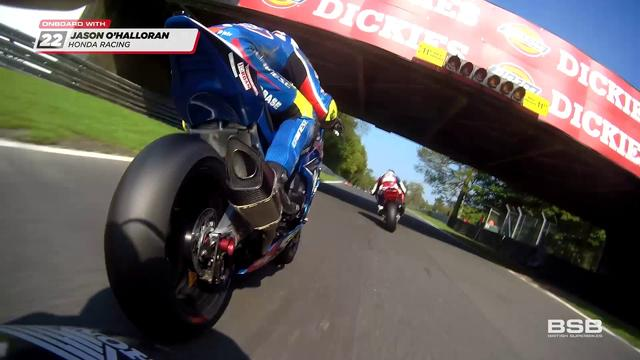 画像: 2018 Round 3 - Oulton Park - Race 2 onboard! youtu.be