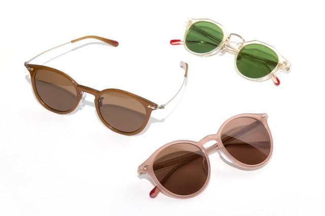 画像: 女性のためのサングラス!