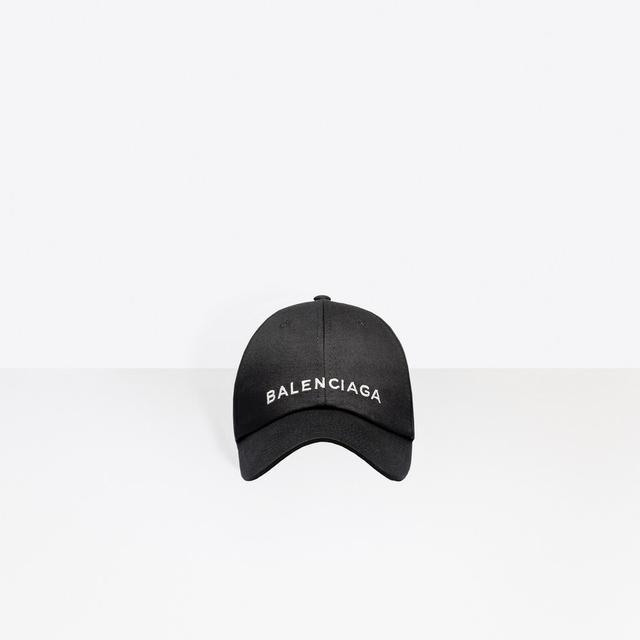 画像: バレンシアガ キャップ |メンズ |Noir / Blanc |バレンシアガ (Balenciaga)