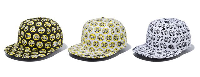 画像: 9FIFTY MOONEYES ムーンアイズ EYE BALL ¥5,400 store.neweracap.jp