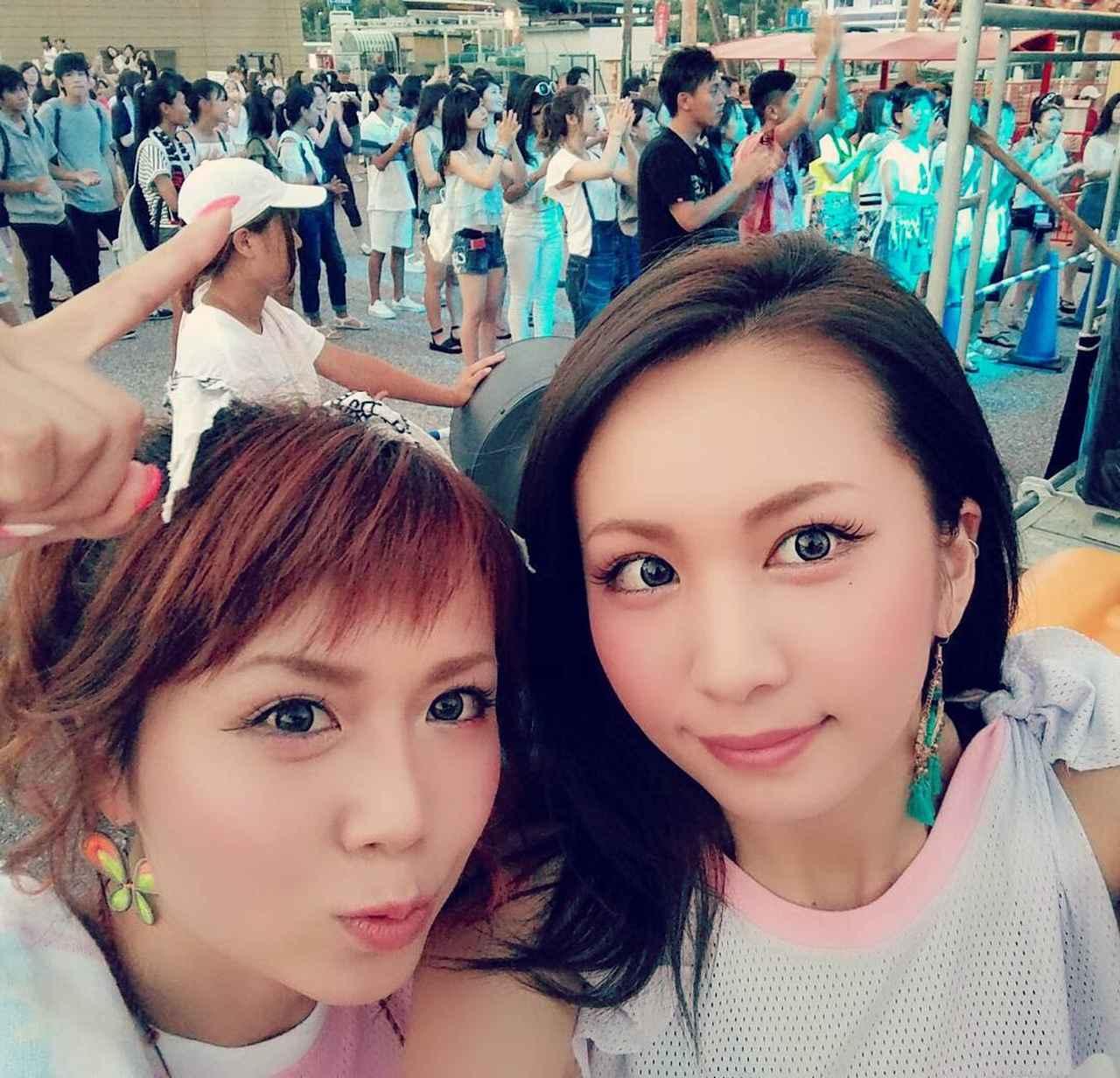画像1: マジカル♡パレード BEACHさんはInstagramを利用しています:「浜名湖パルパルで泡パーティー????????⛱✨ #AKO #MIKA #マジパレ #自撮り #me #makeup #eyemakeup #eyelashes #hair #hairstyle #girl #earrings #yolo #happy #love #instagood…」 www.instagram.com