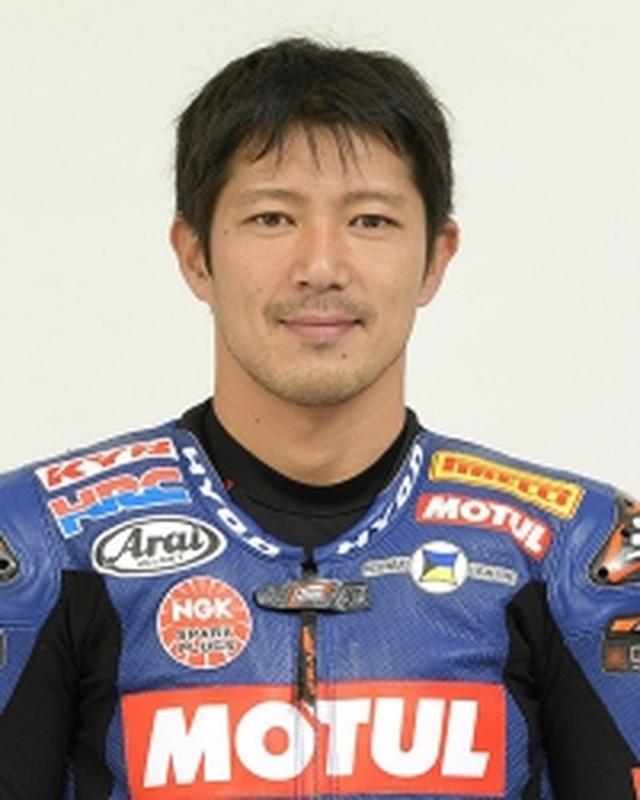 画像: 清成 龍一 選手 HONDA公式サイトより
