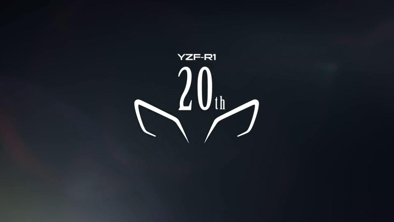 画像: Celebrate The 20th Anniversary of the YZF-R1 with Yamaha at Suzuka! youtu.be