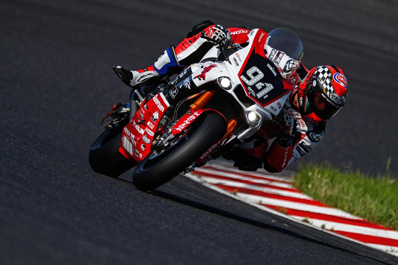 画像: 今年のGMT94はデビット・チェカ、ニッコロ・カネパ(写真)、マイク・ディ・メリオの3人で、鈴鹿8耐に挑みます! race.yamaha-motor.co.jp