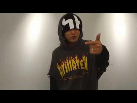 画像: HAN-KUNビデオメッセージ(東京モーターサイクルショーにて放映) www.youtube.com