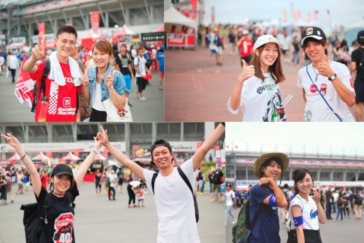 画像: ヤング割0円キャンペーン(写真提供:MotoBe) www.suzukacircuit.jp
