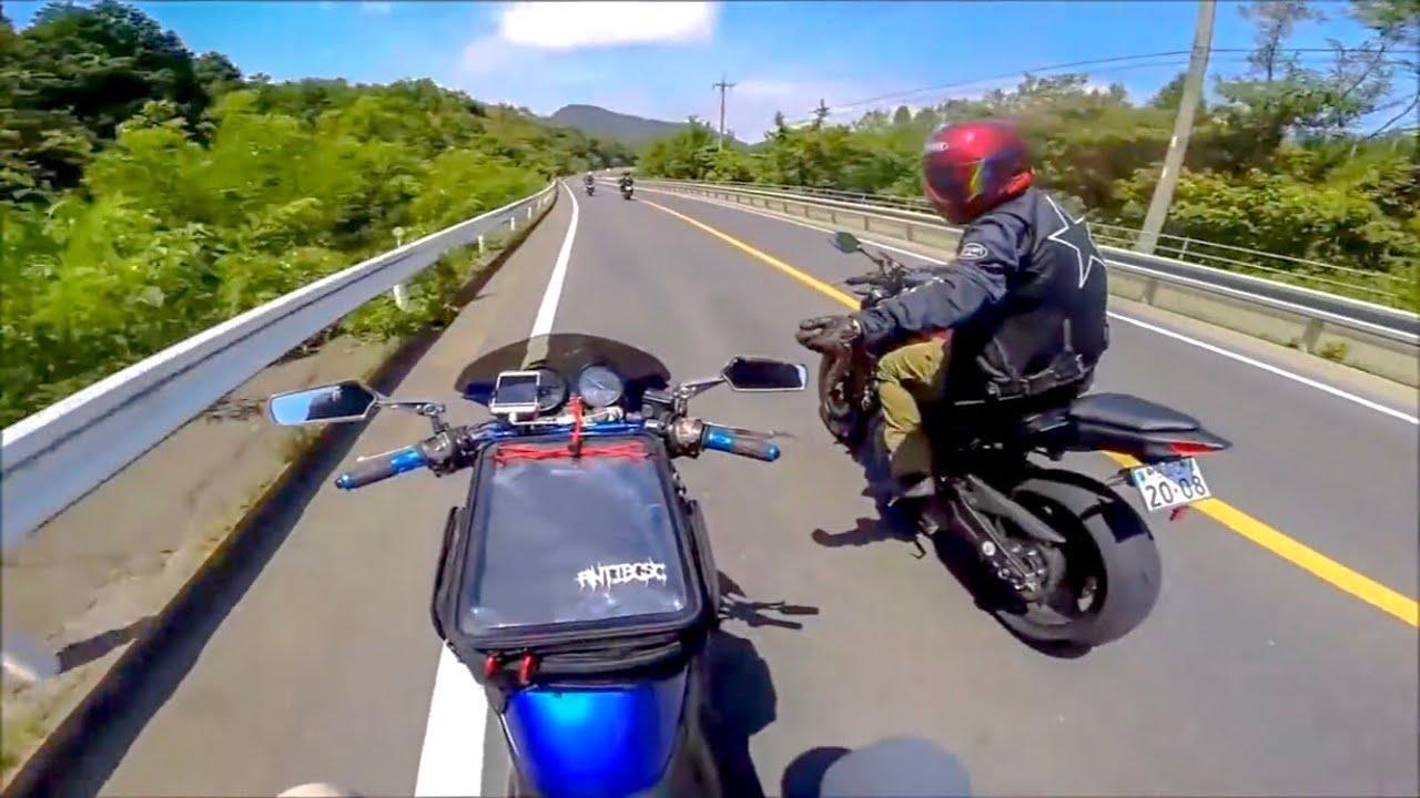 画像: バイクに乗りたくなる動画「ライダーの世界」Motovlog Compilation www.youtube.com