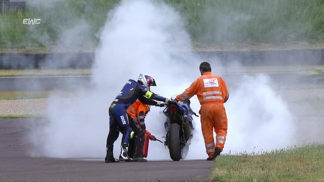 画像: 8H of Oschersleben - High drama for YART Yamaha & Honda Endurance Racing youtu.be