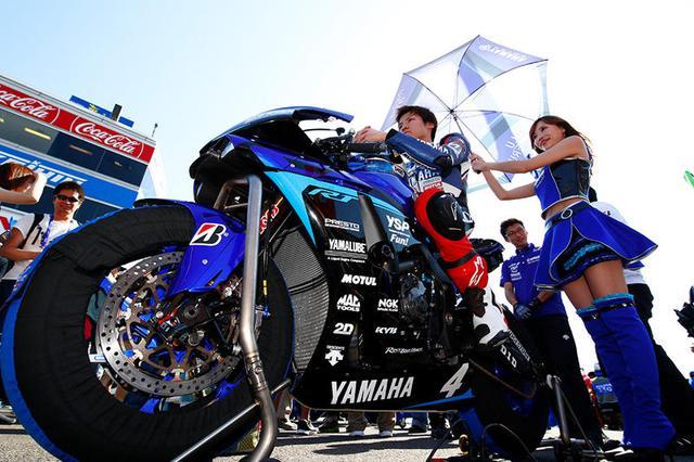 画像: 現在JSB1000で、Team HRCの高橋巧(ホンダ)次いで、19ポイント差でランキング2位につける野左根 航汰(ヤマハ)。 race.yamaha-motor.co.jp