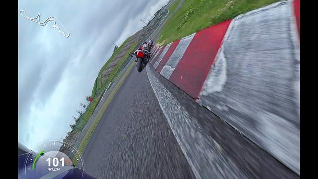 画像: Yamaha R1 OnBoard at Suzuka 2019 | Canepa 2:08.00 youtu.be
