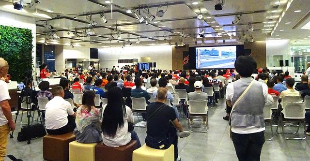画像: Honda ウエルカムプラザ青山|LIVE in AOYAMA「鈴鹿8耐 第42回大会 パブリック・ビューイング」開催および車両特別展示決定!