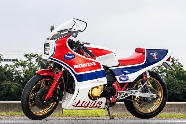 画像: ロットナンバー13:1983 HONDA CB1100RD / SC08 予想落札価格 ¥1,800,000 - ¥2,800,000 今回のオークションには、3台もCB1100Rが登場していますが、こちらの個体は走行距離13.600kmとのこと。どれを選ぶか、迷いますね!? bhauction.com