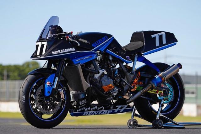 画像: ロットナンバー8:2018 KAGAYAMA KATANA-R 1000 予想落札価格 ¥4,000,000 - ¥5,000,000 今年ヨシムラから鈴鹿8耐に参戦する加賀山選手が、筑波サーキットの「テイスト・オブ・ツクバ」で58秒台をマークしたマシン。エンジンは、スズキGSX-R1000を搭載するモンスターマシンです! bhauction.com