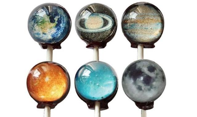 画像: 惑星キャンディのブランドが日本初上陸の3Dモチーフのキャンディを発売