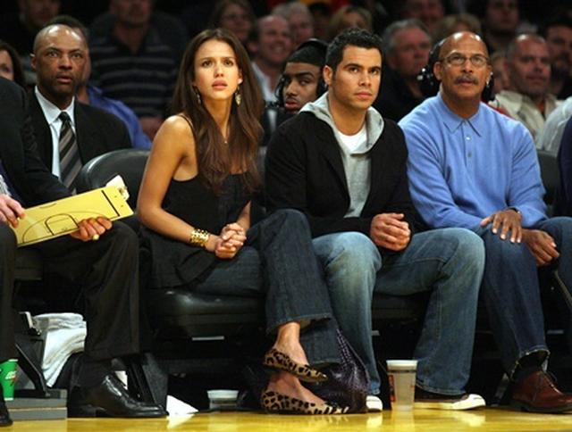 画像2: NBA観戦ファンの女性セレブたち