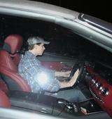 画像3: ベッカム長男、18歳で数千万の新車ベンツ乗り、向かった先はセレブ御用達の日本料理店