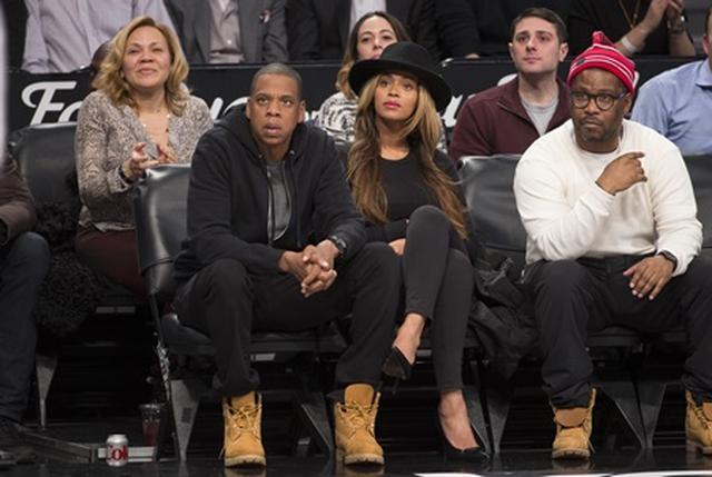 画像3: NBA観戦ファンの女性セレブたち