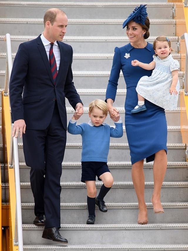 画像2: イギリス王室ジョージ王子が9月から学校に進学、学費はなんと一学期83万円!
