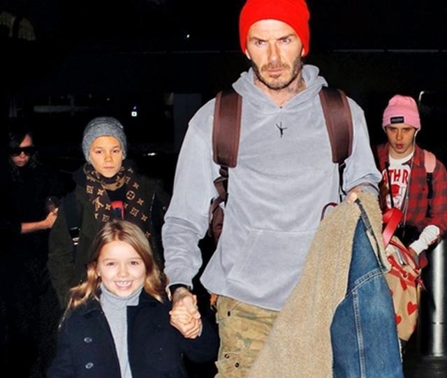 画像: Photo:スプラッシュ/アフロ、Instagram/David Beckham