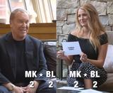 画像1: 【動画】ブレイク・ライヴリーとマイケル・コースが知られざるヒミツを告白!