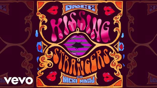 画像: DNCE - Kissing Strangers (Audio) ft. Nicki Minaj www.youtube.com
