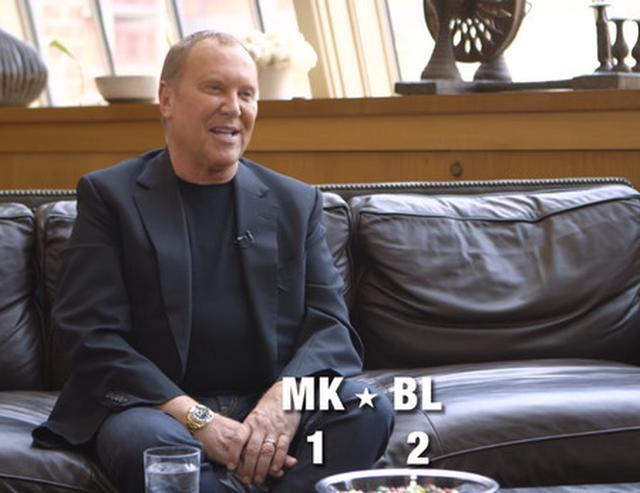 画像3: 【動画】ブレイク・ライヴリーとマイケル・コースが知られざるヒミツを告白!