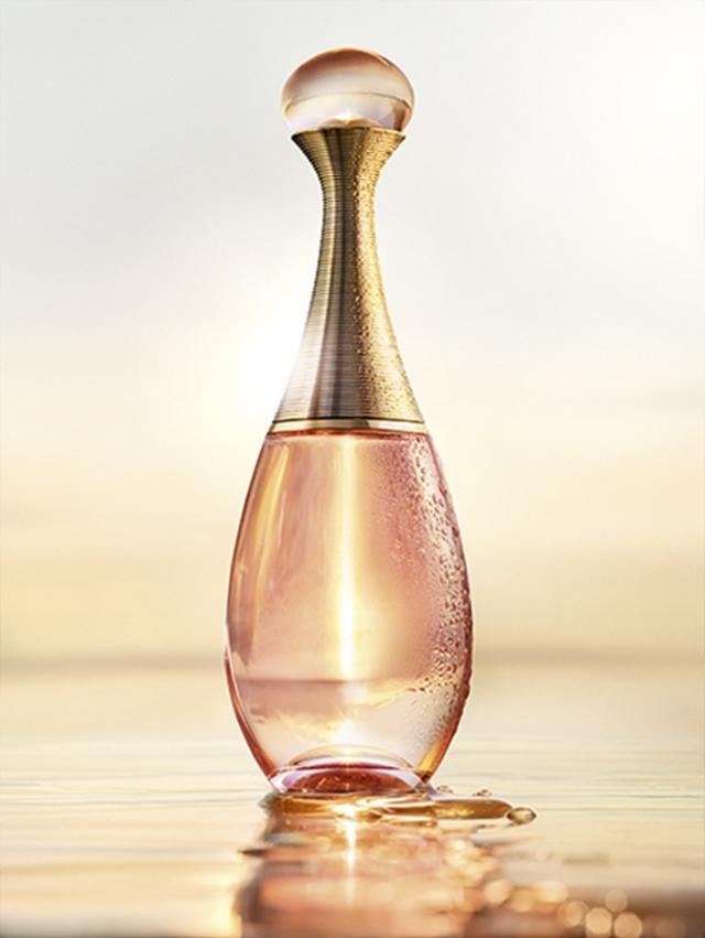 画像: 女性の強さと美しさを表現したディオールの香水から新しい香りが登場