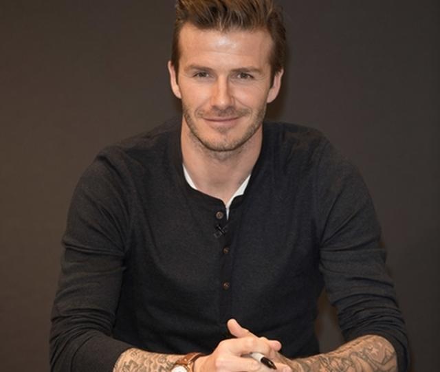 画像: Photo:スプラッシュ/アフロ、ニュースコム、Instagram/David Beckham