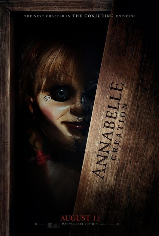 画像: 怖すぎ注意!実在する「史上最も呪われた人形」を描く『アナベル:クリエイション』