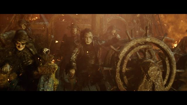 画像: Pirates of the Caribbean: Dead Men Tell No Tales - Pirate's Death youtu.be