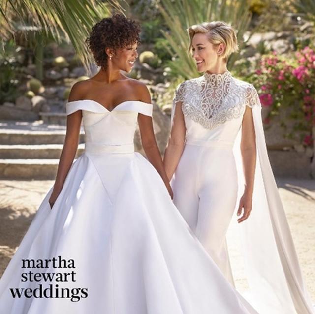 画像: Photo: スプラッシュ/アフロ、Instagram/@ Samira Wiley, Martha Stewart Weddings