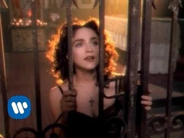 画像: Madonna - Like A Prayer youtu.be