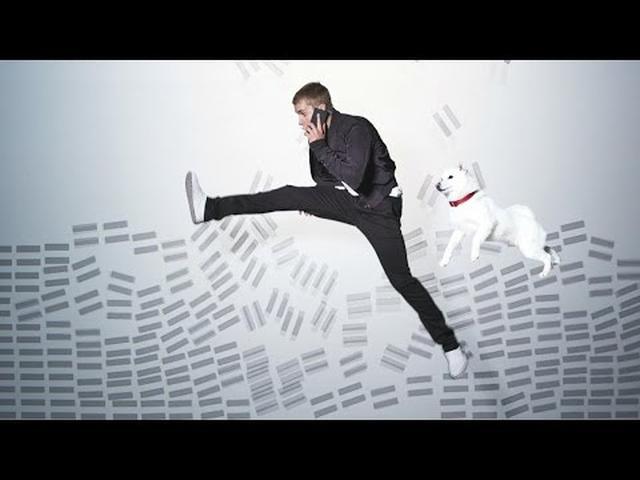 画像: ソフトバンク CM SUPER STUDENT「ジャンプ」篇(15秒) www.youtube.com