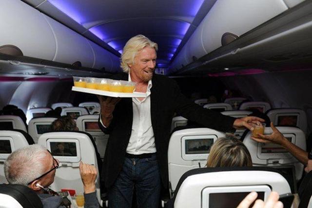 画像: ヴァージン航空会長、引きずり出し騒動のユナイテッド航空にキツい皮肉