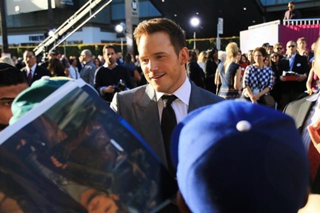 画像: クリスがファンと写真を撮らない理由
