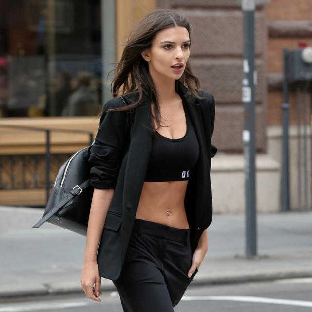 画像1: ニューヨークの街中でキャンペーン撮影