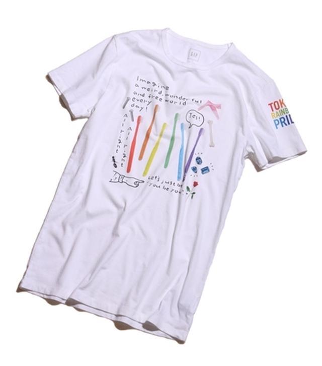 画像: Tシャツ 2,500円(税込)