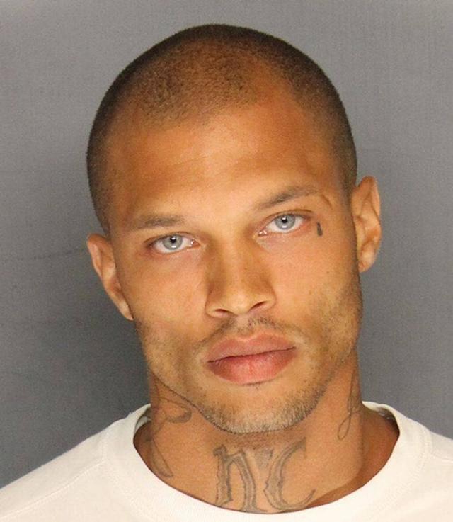 画像: これが当時の逮捕写真