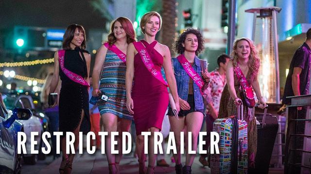 画像: ROUGH NIGHT - Official Restricted Trailer (HD) www.youtube.com