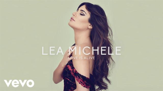 画像: Lea Michele - Love Is Alive (Audio) www.youtube.com