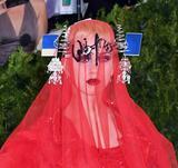 画像2: メット・ガラ共同主催者、ケイティ・ペリーのドレスにまた暗号?ファンが大騒ぎ