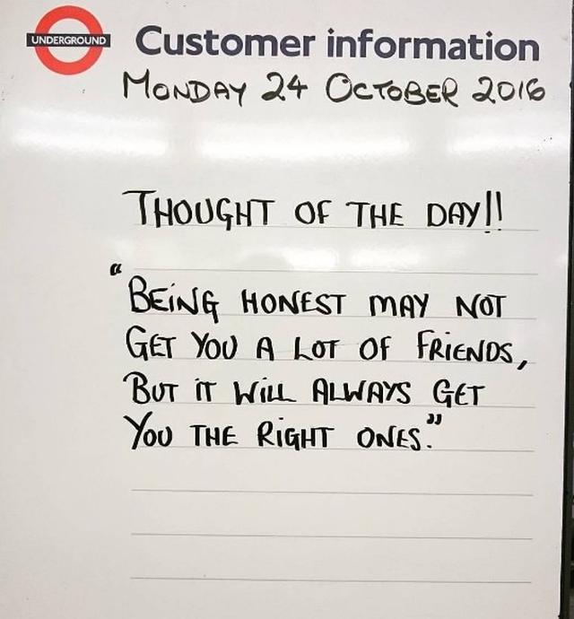 画像6: ロンドン地下鉄の駅の名言集