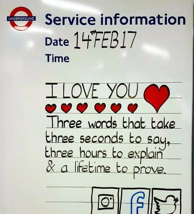 画像5: ロンドン地下鉄の駅の名言集
