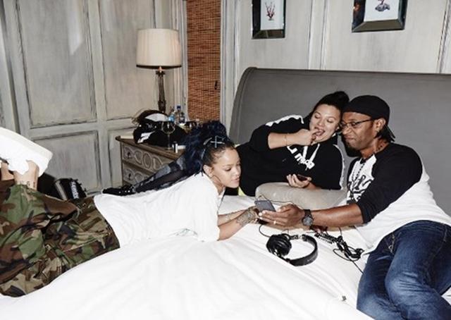 画像: Instagram/Rihanna