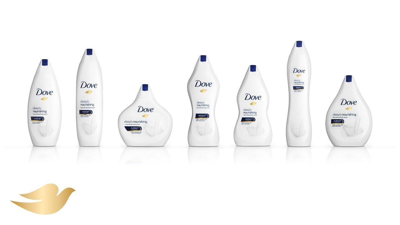 画像: Celebrate the many shapes and sizes of beauty   Dove www.youtube.com